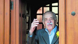 El escritor Gabriel García Márquez en una foto de archivo