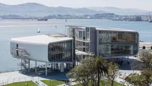 El Centro Botín cuenta los días para su apertura al público el 23 de junio
