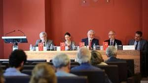 Presentación de «Borges Esencial», la última obra de las Ediciones Conmemorativas de la RAE