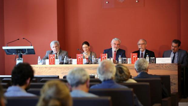 Presentación de «Borges Esencial», el último volumen de las Ediciones Conmemorativas de la RAE