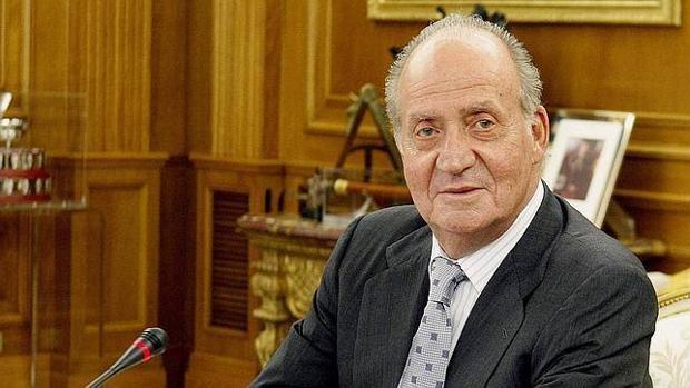 Don Juan Carlos, protagonista de este volumen