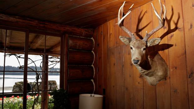 El Kiana Lodge de Poulsbo (Washington), donde se rueda «Twin Peaks»