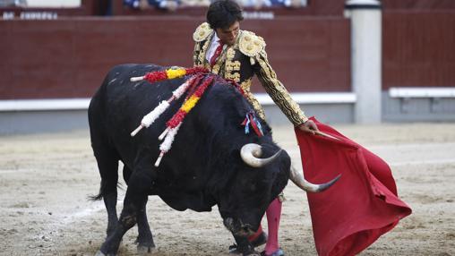 Pérez Mota contó con un gran lote