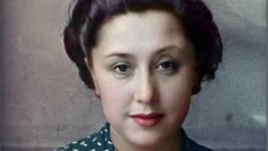 La escritora Luisa Carnés