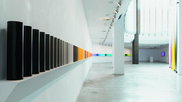 Detalle de «Color tinta» (2017), de Iñaki Domingo