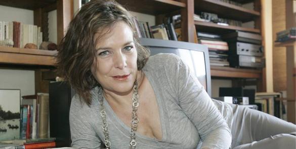 Paula Izquierdo, autora de «El callejón de los silencios»