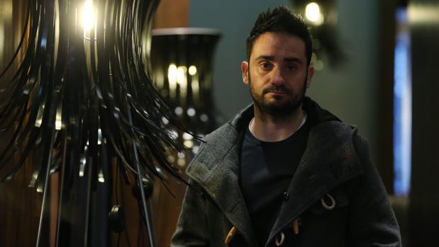 El cineasta Juan Antonio Bayona