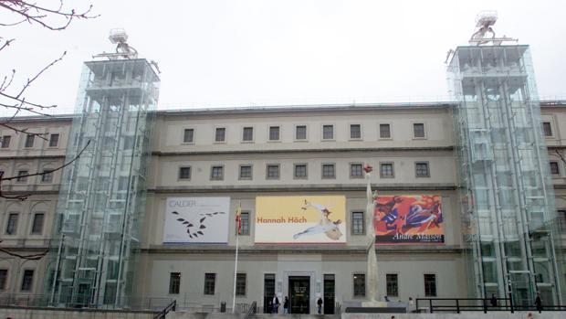 Museo Reina Sofia.El Reina Sofia Entra En El Top Ten De Los Museos Internacionales