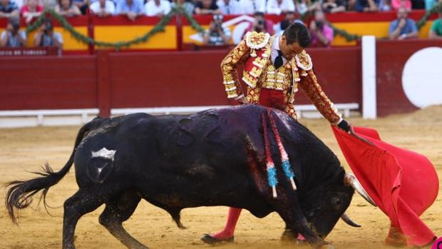 José María Manzanares bordó el toreo
