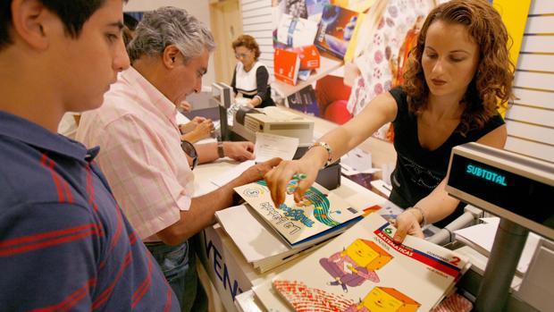 El gasto medio por hogar en novelas y libros infantiles es de 52 euros