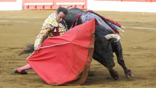 Enrique Ponce, el pasado año en Santander