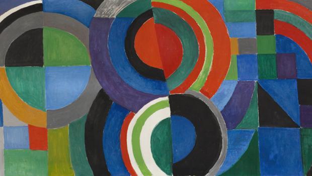 «Ritmo color» (1964), de Sonia Delaunay