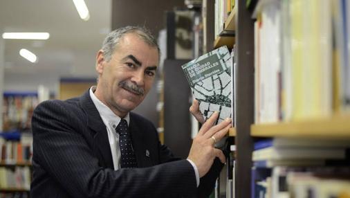 Luis Domínguez, responsable de Marcial Pons. Ciencias Sociales y Humanidades