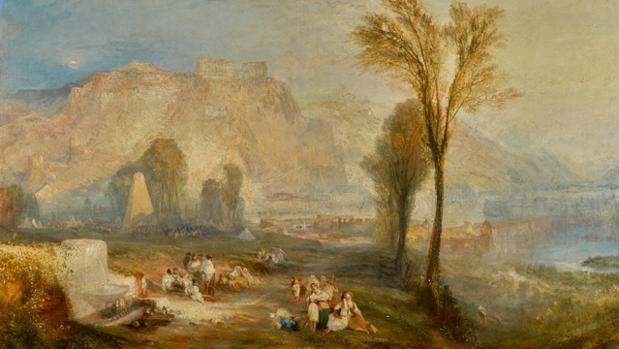 «Ehrenbreitstein», de Turner