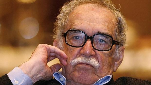 El periodista y escritor colombiano Gabriel García Márquez