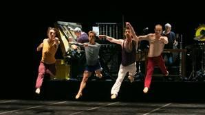 El festival abrió su 31ª edición con un sentido homenaje al gran coreógrafo Maurice Béjart