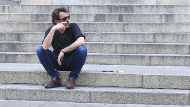 Ray Loriga, autor de «Rendición»