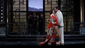 «Madama Butterfly», la última producción de la temporada del Teatro Real