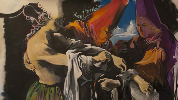 «El disfraz de Hermano, padre, hijo», de Manuel León Moreno