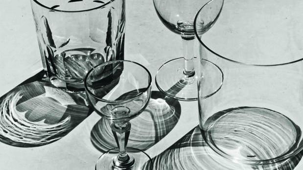 «Cristalería [Gläser]» (1926-1927), de Albert Renger-Patzsch.