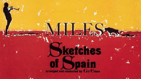 Portada del disco de Miles Davis, «Sketches of Spain»