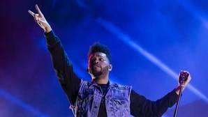 El cantante y compositor canadiense The Weeknd