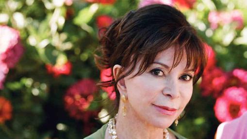 Isabel Allende, autora de «Más allá del invierno»