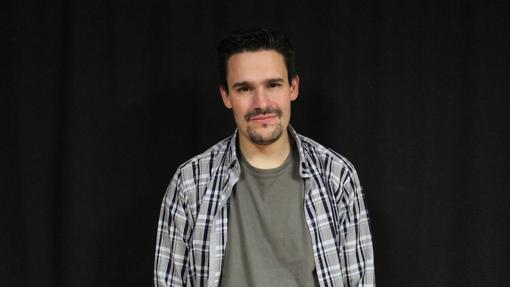Miguel Ángel Moreno, autor de «Un piano para los masáis»