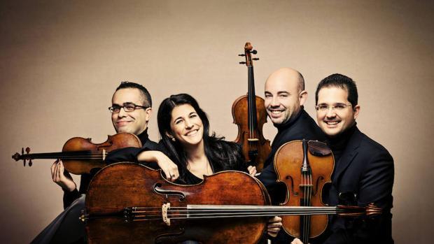 El Cuarteto Quiroga