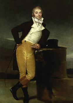 Retrato del marqués de San Adrián, de Goya
