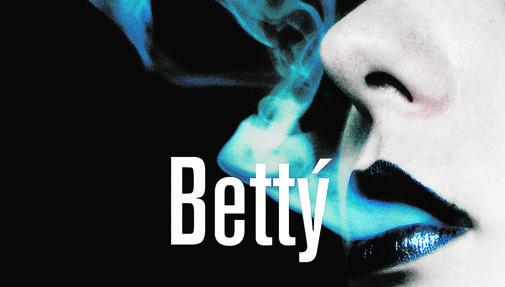 Portada de «Betty»