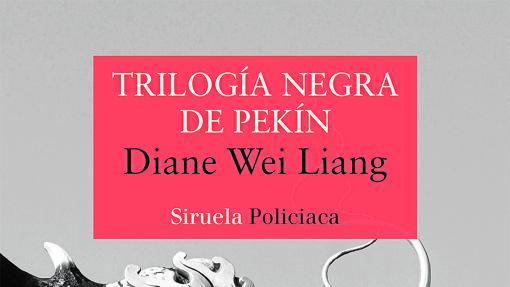 Portada de «Trilogía negra de Pekín»