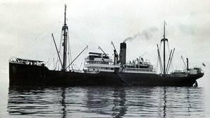 Encuentran un barco hundido en la Segunda Guerra Mundial con un cofre de oro