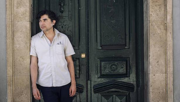 Doménico Chiappe, autor de «Contra la desolación»