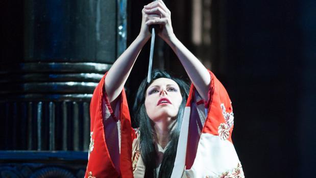 «Madama Butterfly», de Puccini, en el Teatro Real