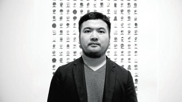 El artista taiwanés Page Tsou