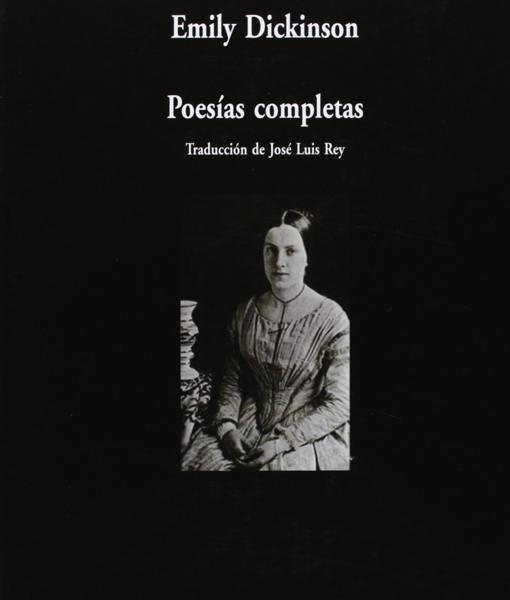 Cubierta de «Poesías completas»