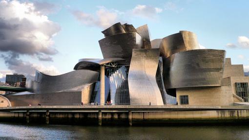 Resultado de imagen de imagen Guggenheim Bilbao