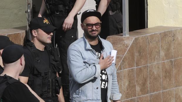 El director de teatro ruso Kirill Serebrennikov