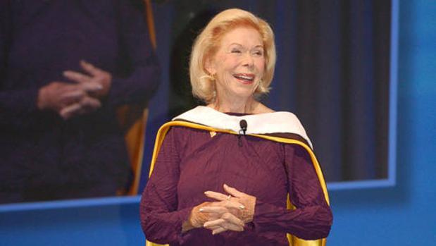 Louise Hay en 2009