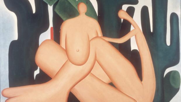 «Antropofagia» (1929), de Tarsila do Amaral