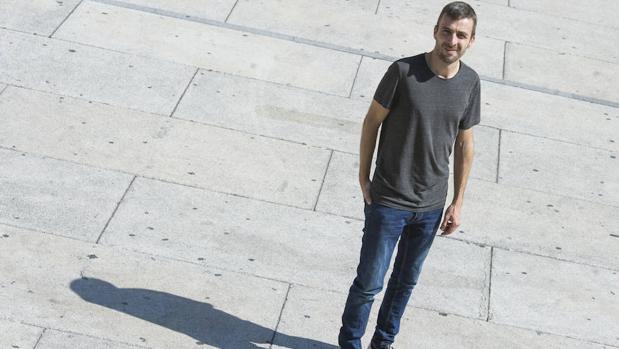 David Besué ha intervenido varios espacios del Museo Reina Sofía