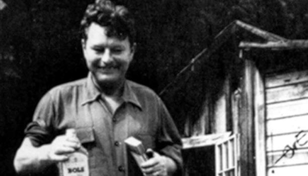 Malcolm Lowry, autor de «Rumbo al Mar Blanco»