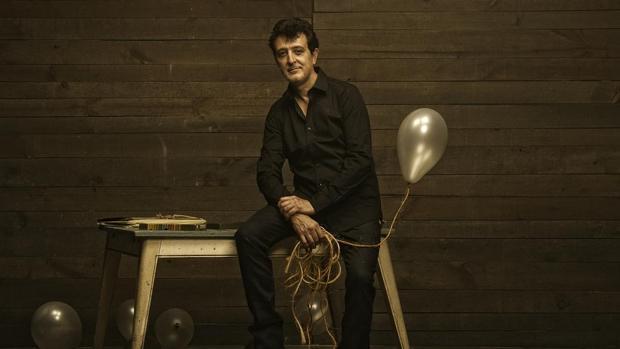 El músico Manolo García