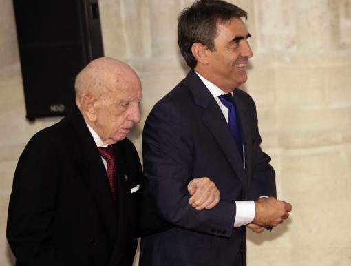 Victorino padre e hijo, hoy en Cuenca