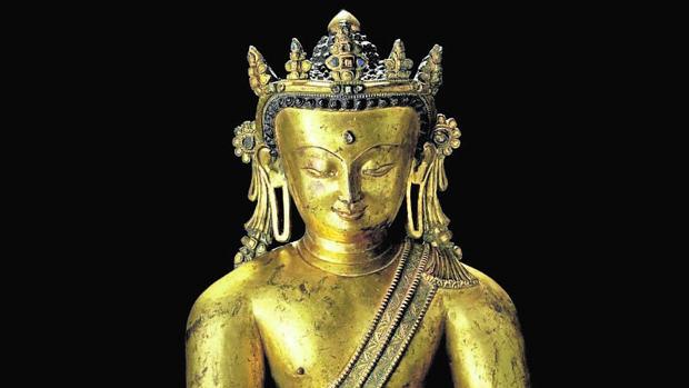 La estatua de Buddha, vendida por 3,2 millones de euros