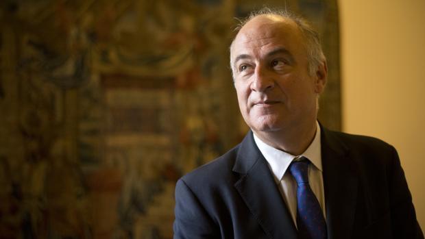 El secretario de Estado de Cultura, Fernando Benzo