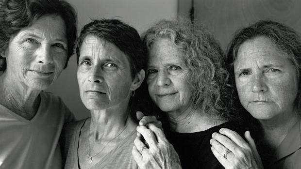 Foto del año 2016 correspondiente a la serie «Las hermanas Brown», de Nicholas Nixon