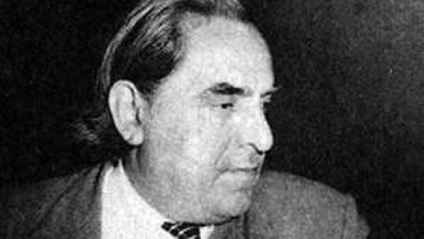 El poeta Pedro Garfias