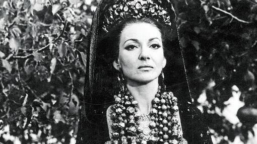 Medea, en la película de Pier Paolo Pasolini